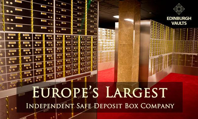 safety deposit box edinburgh